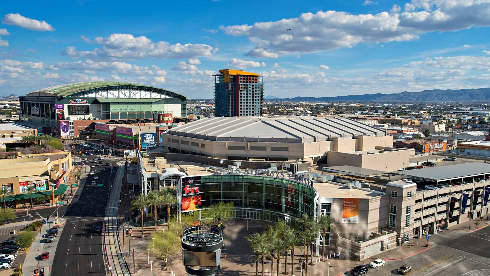 hotels near talking stick resort arena | kimpton palomar