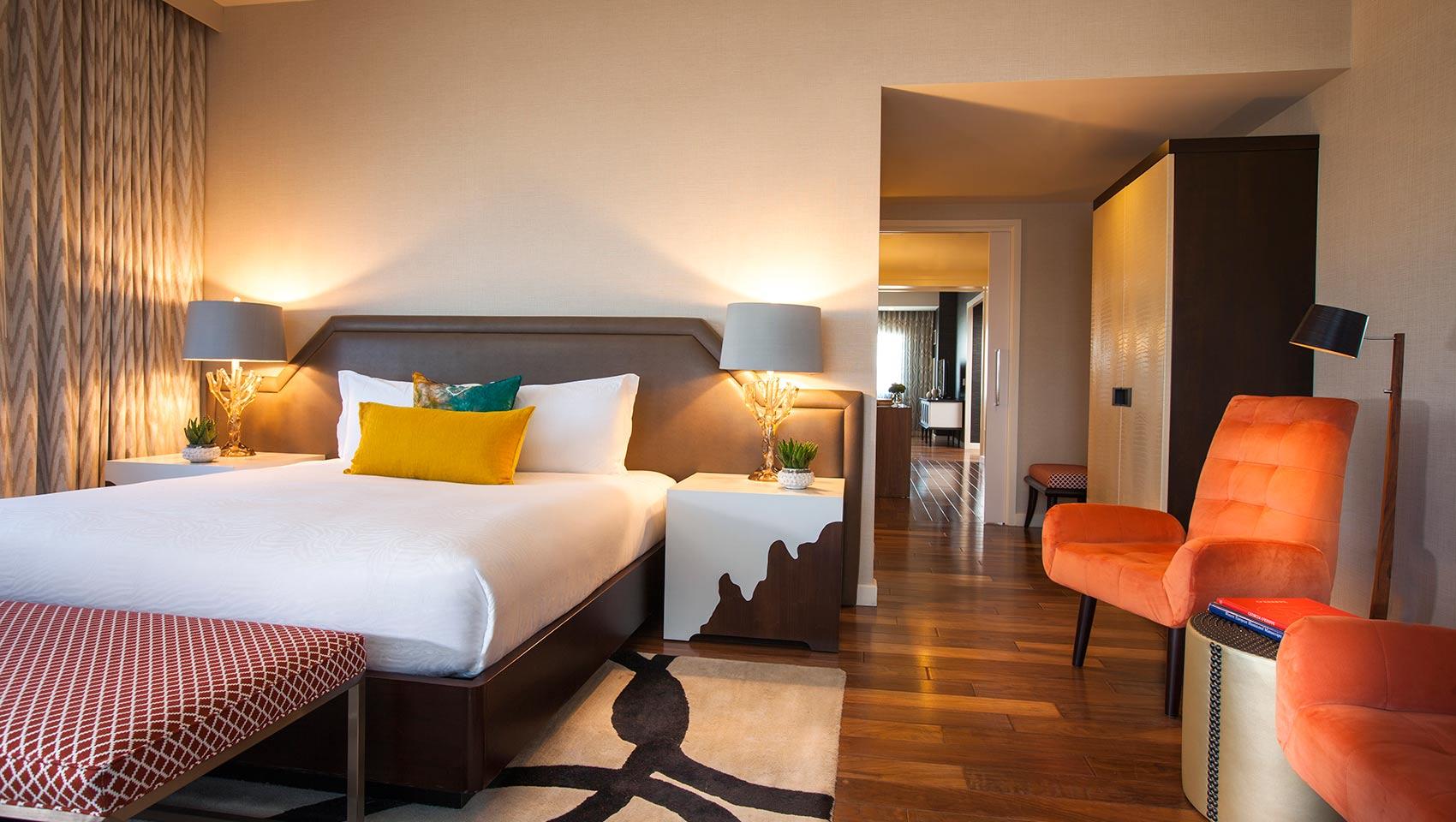 Phoenix Hotel Presidential Suite Kimpton Palomar Phoenix