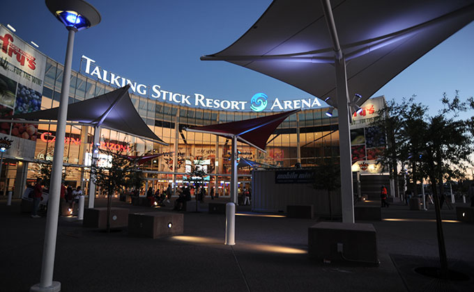 talking stick resort arena phoenix