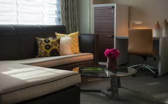 Hotel Palomar Phoenix Rooms