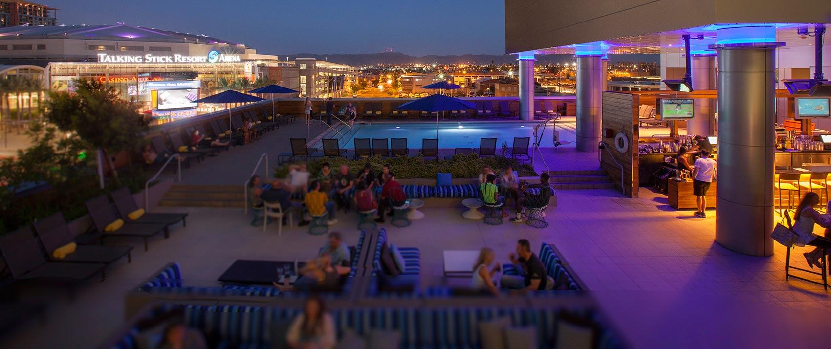 Boutique Hotels Downtown Phoenix